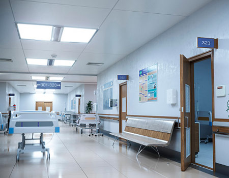 Design of Hospital Interior