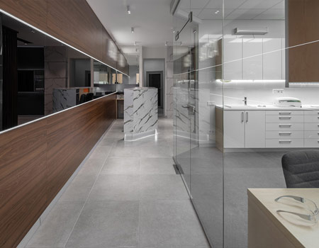 Design of Medical Clinics Interior
